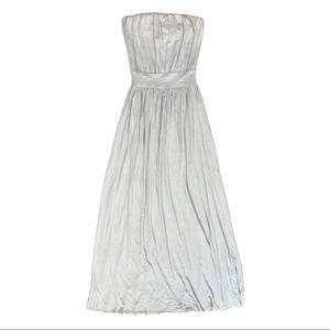Rachel Pally Strapless Banded Talmadge Maxi Dress